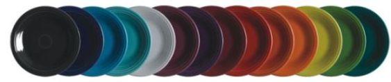 Fiestaware Colors